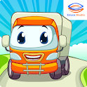 Marbel Transportasi - GameAnak icon
