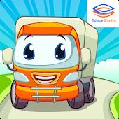 Marbel Transportasi - GameAnak