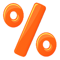 Math Percentages Practice icon