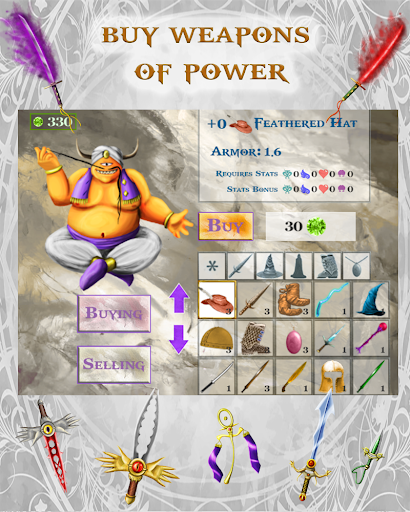 Fantasy Dungeon RPG apklade screenshots 2