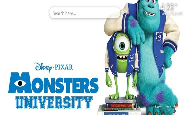 Monsters University Wallpapers