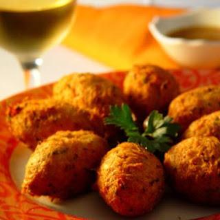 Codfish Balls - Bolinhos de Bacalhau