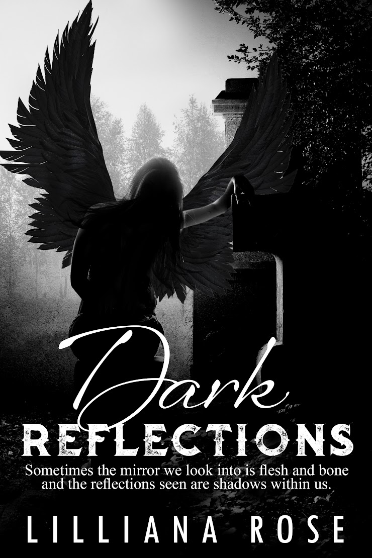 Sometimes the mirror we look into is flesh and bone and the reflections seen are shadows within us. Dark Reflections is a collection of short stories from a variety of genres, science fiction, fantasy, horror, steampunk and even contemporary. Each story reflects a darker tone of human nature, ones that we would prefer to ignore, or pretend not to exist. Come and sit by the mirror and see what will be reflected back at you.