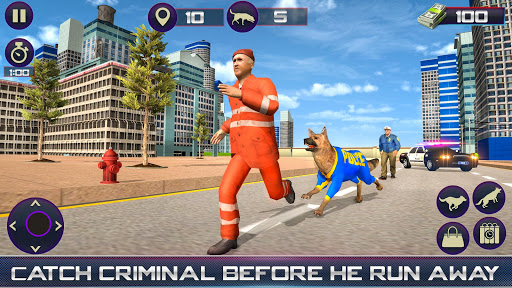 Us Police Dog Duty Simulator screenshots 3