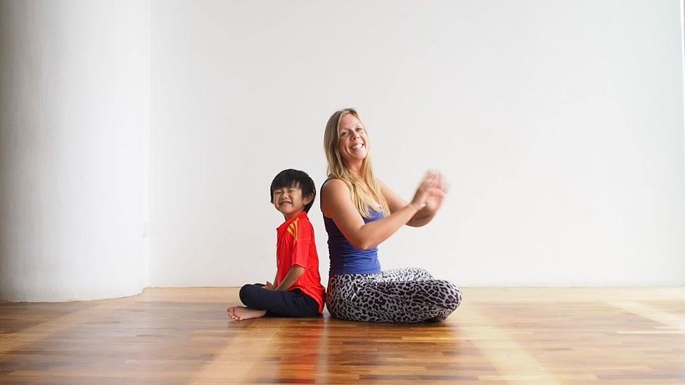 Free Kids Yoga Lesson Plan For Online Classes