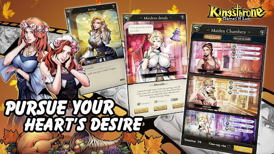 Game King's Throne: Game of Lust APK for Windows Phone