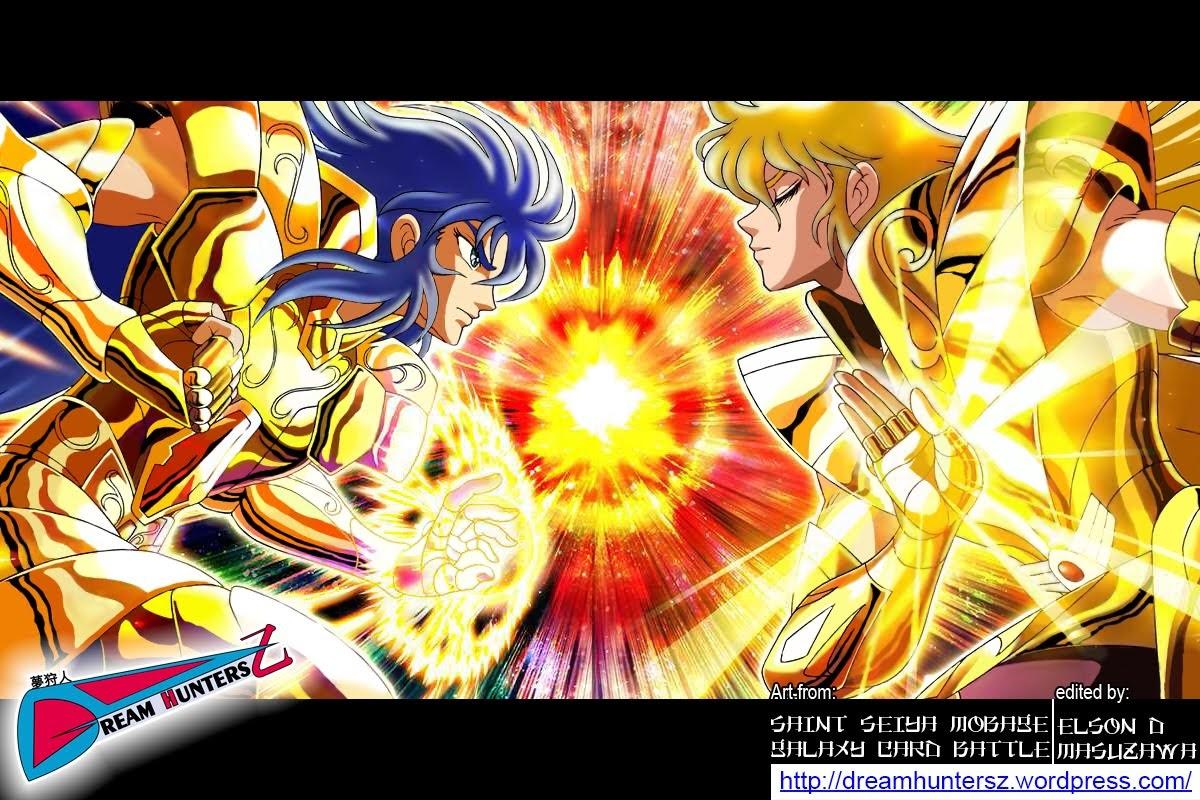 [Saint Seiya] Saga vs Shaka, quem é o mais forte?