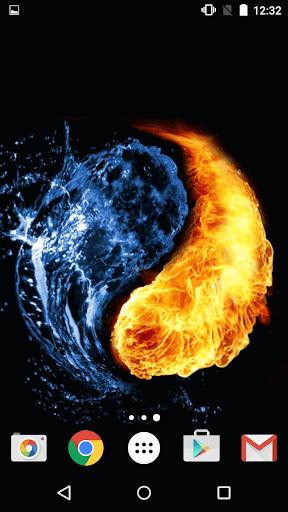 火與冰 動態壁紙