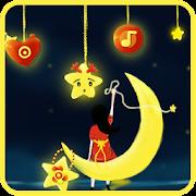 Star Night Moon Theme