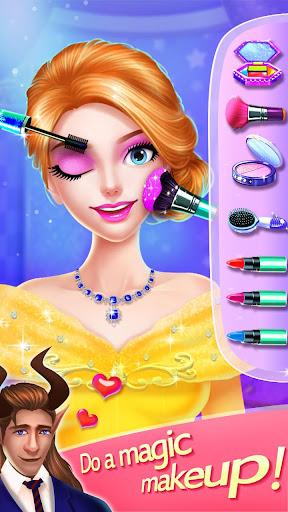 ud83dudc78ud83eudd34Princess Beauty Makeup - Dressup Salon 3.1.5017 screenshots 9
