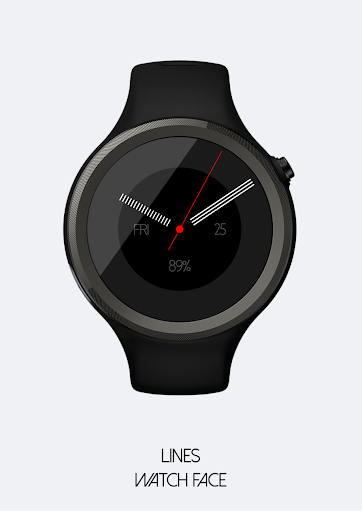 Lines Watch Face