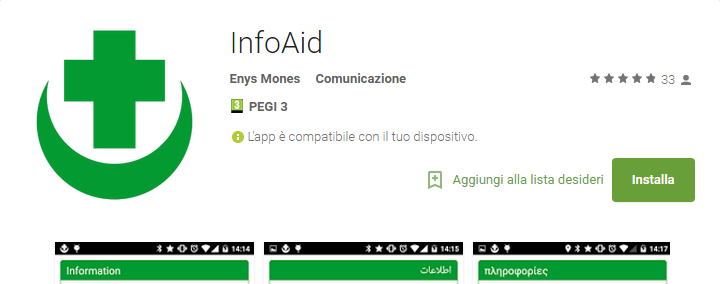 https://play.google.com/store/apps/details?id=com.migrationaid.infoaid&hl=it