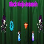 Black Ninja Assassin icon