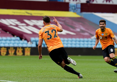 Nouveau contrat pour Leander Dendoncker à Wolverhampton!