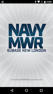 NavyMWR New London- screenshot thumbnail