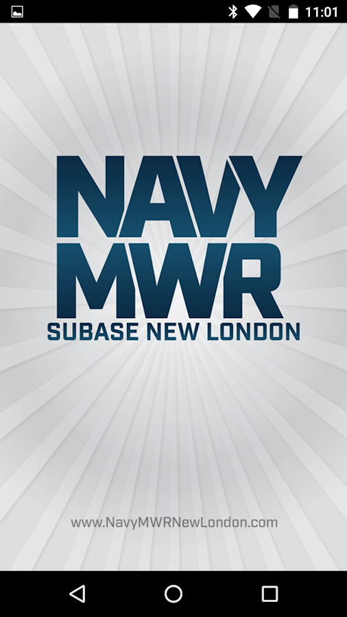 NavyMWR New London- screenshot