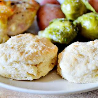 6 Ingredient Buttermilk Biscuits