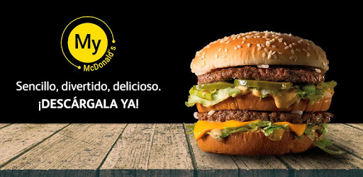 McDonald's España app (apk) free download for Android/PC/Windows screenshot