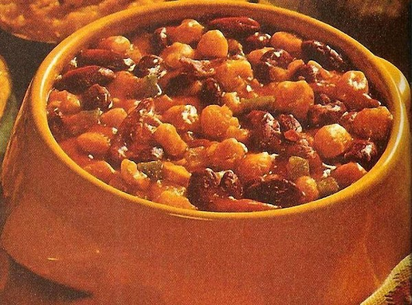 Indiana Bean Barbecue Recipe