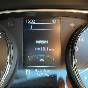 """エクストレイル  モード・プレミア""""オーテック30thアニバーサリー5人乗り 4WD 2017 のカスタム事例画像 uchiさんの2021年07月31日18:14の投稿"""