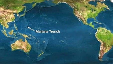 5 Lautan Paling Dalam di Dunia