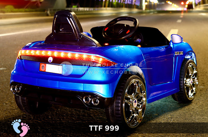 Xe hơi điện trẻ em TTF 999 6