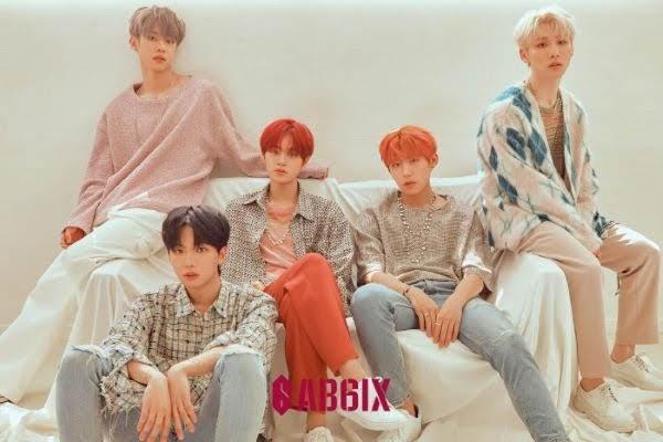 全新音乐AB6IX发布新EP专辑'B:COMPLETE'