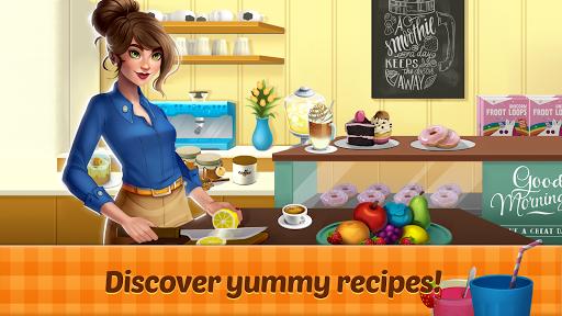 Fancy Cafe - Decorating & Restaurant games screenshot 5