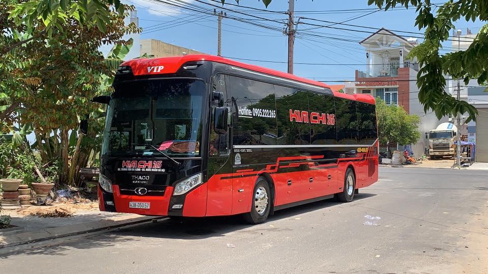 Xe Kim Chi 265 từ Hà Nội đi Đà Nẵng