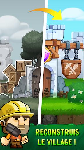 Télécharger Gratuit Dig Out! - Gold Miner apk mod screenshots 3