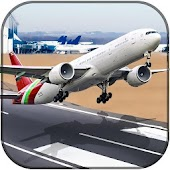 City Airplane Flight Simulator-Free 2017
