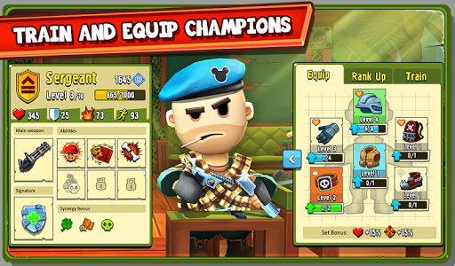 The Troopers: minions in arms screenshot 11