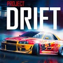 Project Drift Battle Car Racing Game icon