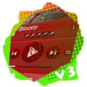 Bloody PlayerPro Skin