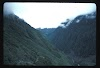 Papua. Tribes Baliem Valley Time Travel. Typical trail sneaking up the mountain