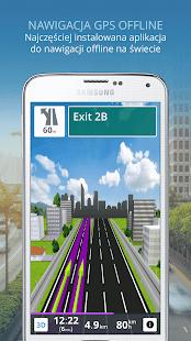 GPS Nawigacja i Mapy Sygic- screenshot thumbnail