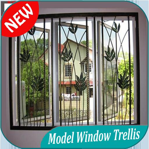 300 window trellis house design ideas android apps on for Window trellis design
