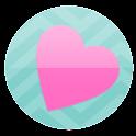 FallinInLove Go Sms icon
