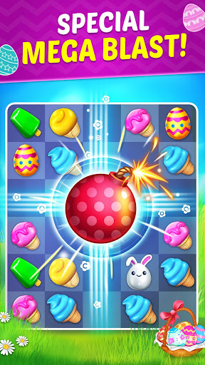 Ice Cream Paradise - Match 3 Puzzle Adventure 2.6.1 screenshots 2