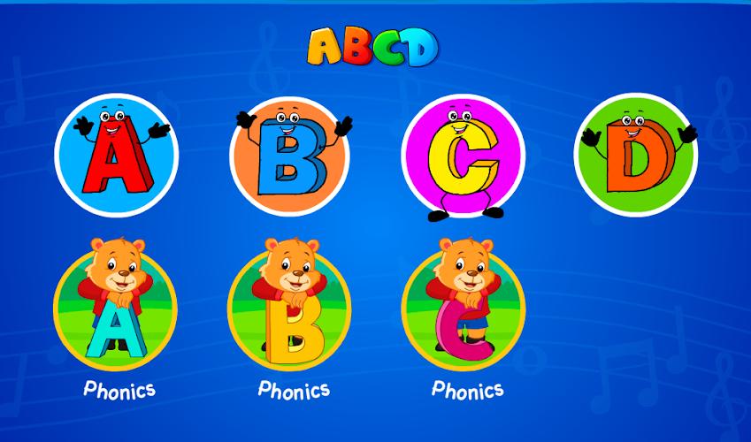 Download Nursery Rhymes, Kids Games & Songs Free APK latest