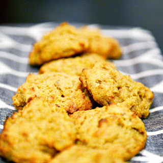 Honey-Vanilla Plantain Biscuits {Paleo, Gluten Free)