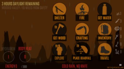 Survive - Wilderness survival  screenshots 5