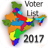 Voter List  2017 For Election