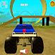モンスタートラックレーシングヒーロー3D - Androidアプリ