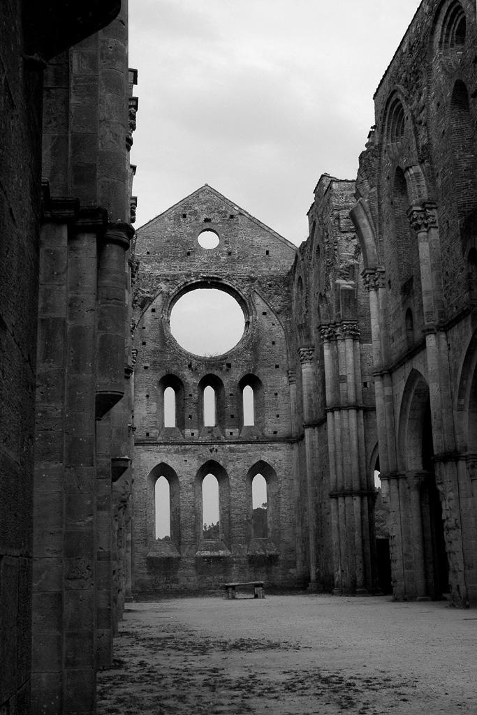 chiesa di un tempo di astraea