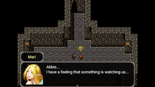 The Black Dungeon RPG - screenshot