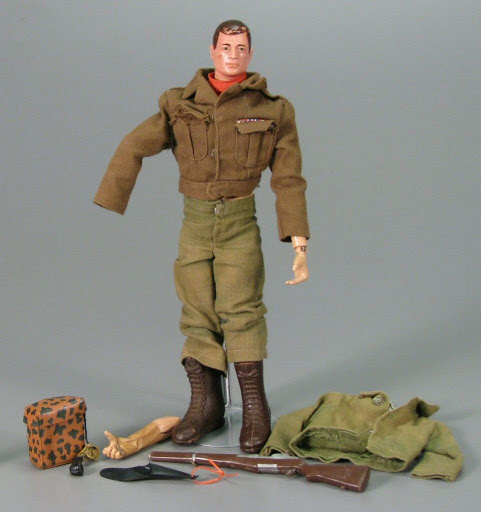 Action figure:G.I. Joe Action Soldier