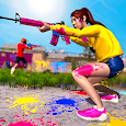 Paintball Arena Battle 3D