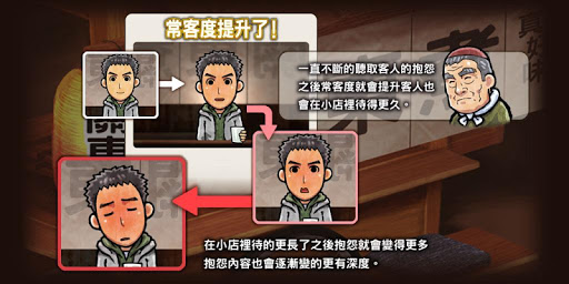 Android/PC/Windows 용 關東煮店人情故事 ~今晚 奇蹟將在小店發生~  (apk) 무료 다운로드 screenshot