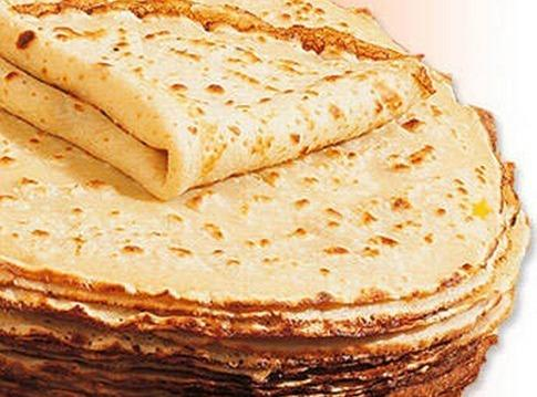 Alton Brown's Perfect Crepe Recipe